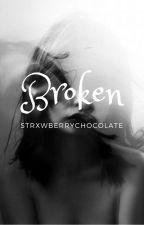 Broken (Joey Birlem ) by strxwberrychocolate