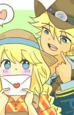 An Invitation to A Love Letter (Story of Seasons Trio of Towns Fanfic) by Aria-Risu
