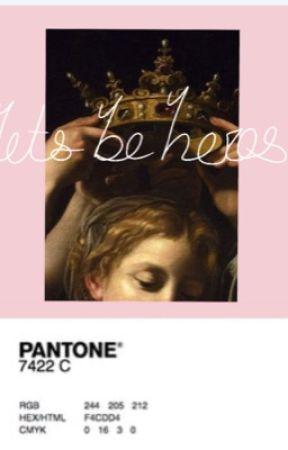 Let's Be Heroes // Skyrim by miaistrash