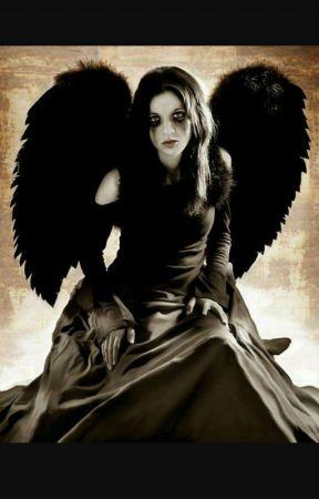 un angelo nero sulle punte da ballo by de_la_muerte