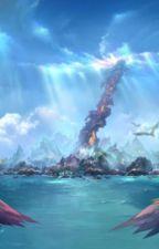 Atréa: La guerre des territoires by Ascensiongirl