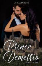Prince Demetrio by LittleStaar144