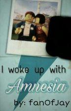 I woke up with Amnesia {Ninjago} COMPLETED by daniaanlyn