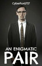 An Enigmatic Pair | Edward Nygma by CyberFox0727