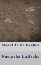 Meant to be Broken [boyxboy] [Watty Awards 2012] by EvilStepmother