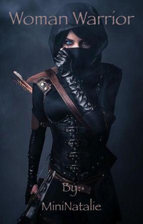 Woman Warrior by MiniNatalie