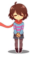 Mercy Boy (Female Frisk x Male reader) by Krakragames