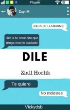 Dile  Ziall Horlik  by Vickydsb