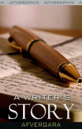 A Writer's Story by AngeliqueAmara