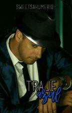 Traje azul  by sweetsahumerio-