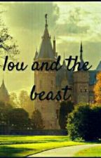 lou and the beast L.S by MELAINE_MARTINEZX