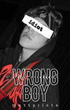 wrong boy + matthew espinosa by mattpilots