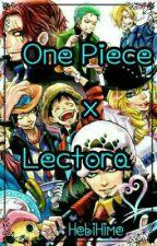 One Piece x Lectora by HebiHime