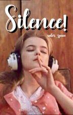 Silence!➷muke by xuter_space