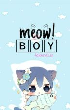 Meow Boy 🐾 [Eunhae] by _Jokerella_