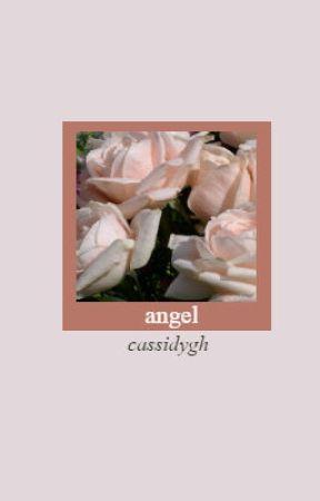 Angel | abel tesfaye au (third book) by cassidygh