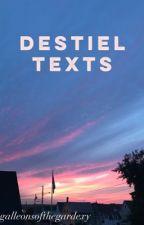 destiel texts  by whitegrounf