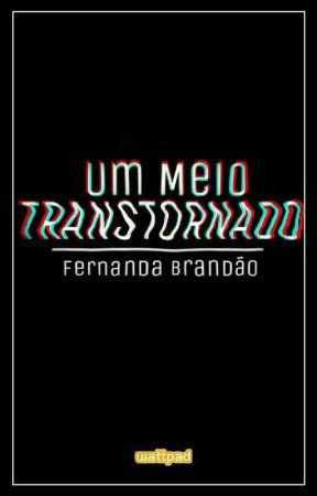 UM MEIO TRANSTORNADO by nandakelly_