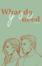 what do you need | wonderbat by steveroqerz