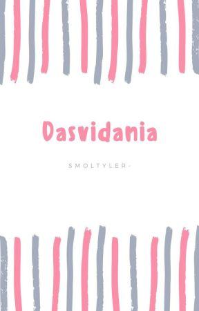 Dasvidania (Vikturi) | One Shot by smoltyler-
