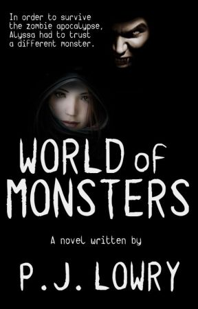 World of Monsters by PJLowry