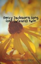 Percy Jackson's long lost (wizard) twin by fieldhockeystar2004