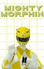 Mighty Morphin ➵ 방탄소년단 by JIMINTOCAMELAQUENA