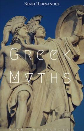 Greek Myths  by mfriashernandez