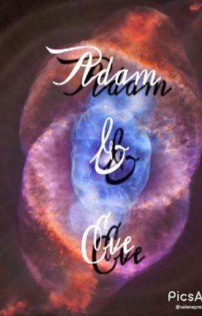 Adam and Eve by Serene-sama