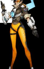 Tracer X Male Reader by NerdyNinja2003