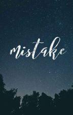 Mistake by aqilashifa