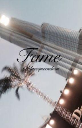 Fame|Harry S|bwwm by blaccqueendom