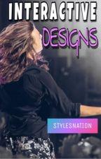 Interactive Designs [Larry AU] by LarriesKingdom