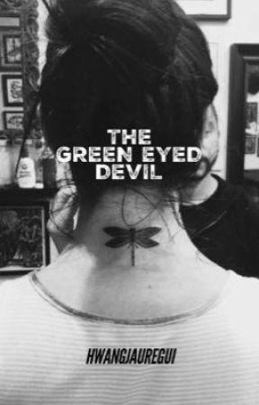 The Green Eyed Devil (CAMREN) by hwangjauregui