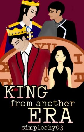 King from another Era by simpleshy03