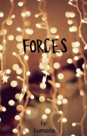 Forces//- Hamilton Modern AU  by Lumoria