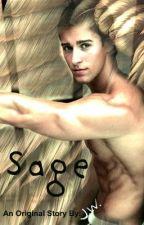 Sage (manxman) by JustWriter