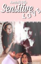 Manan ff sensitive love  by Andal100