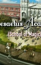 Xelesaetus Academy by LadyInBLOODY_RED