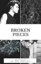Broken Pieces  ~Stylan~ by The_One_And_Only__