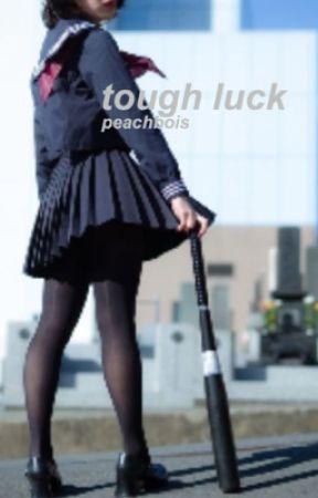 tough luck :: josuke x reader by peachbois