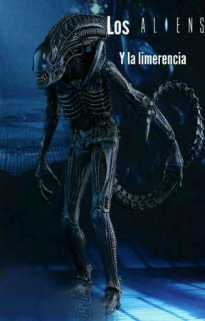 Los aliens y la limerencia by TaniaPato96