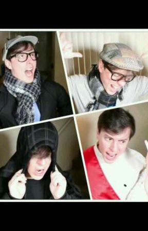 Thomas Sanders one shots and rants  by 7XXXXXX7