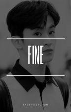 • fine | mark • by taebreezeuhuh