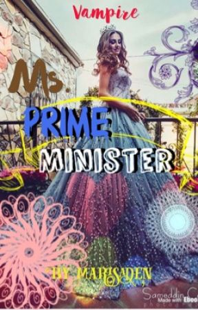 Hello! Ms. Vampire Prime Minister by marisaden