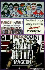 Magcon interracial preferences/imagines  by Portia2234