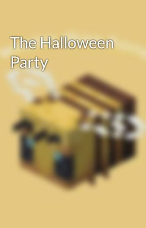 The Halloween Party by _HeyMama_