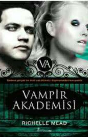 Vampir Akademisi by Kitapseven020272