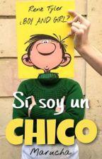 Sí, Soy Un Chico © by marylimachi
