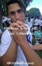 MI FAN ESPECIAL - Yao Cabrera .. by ValeeRoura